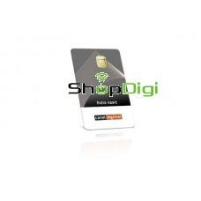 CDS SECA3 extra kaart