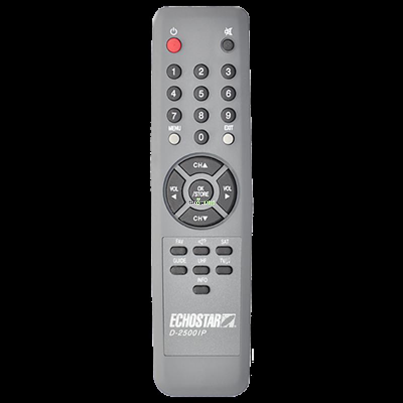 Echostar D-2500IP, D-1000-2Ci afstandsbediening