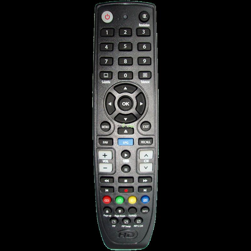 Rebox 2200 serie afstandsbediening