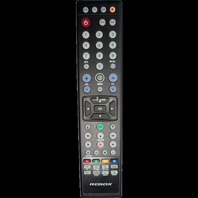 Rebox 8000 en 9000 serie afstandsbediening