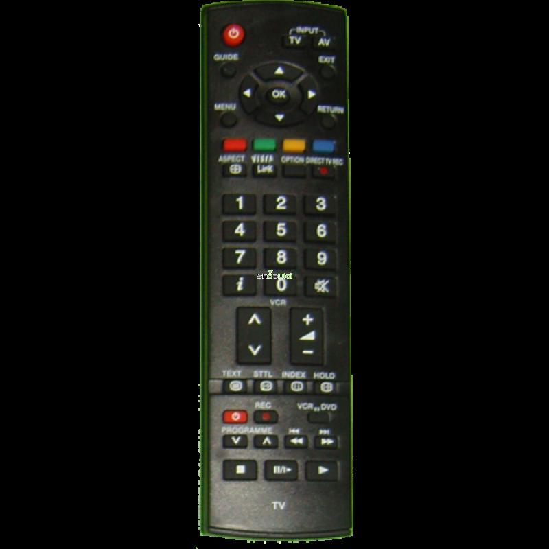 Panasonic 7651120 afstandsbediening