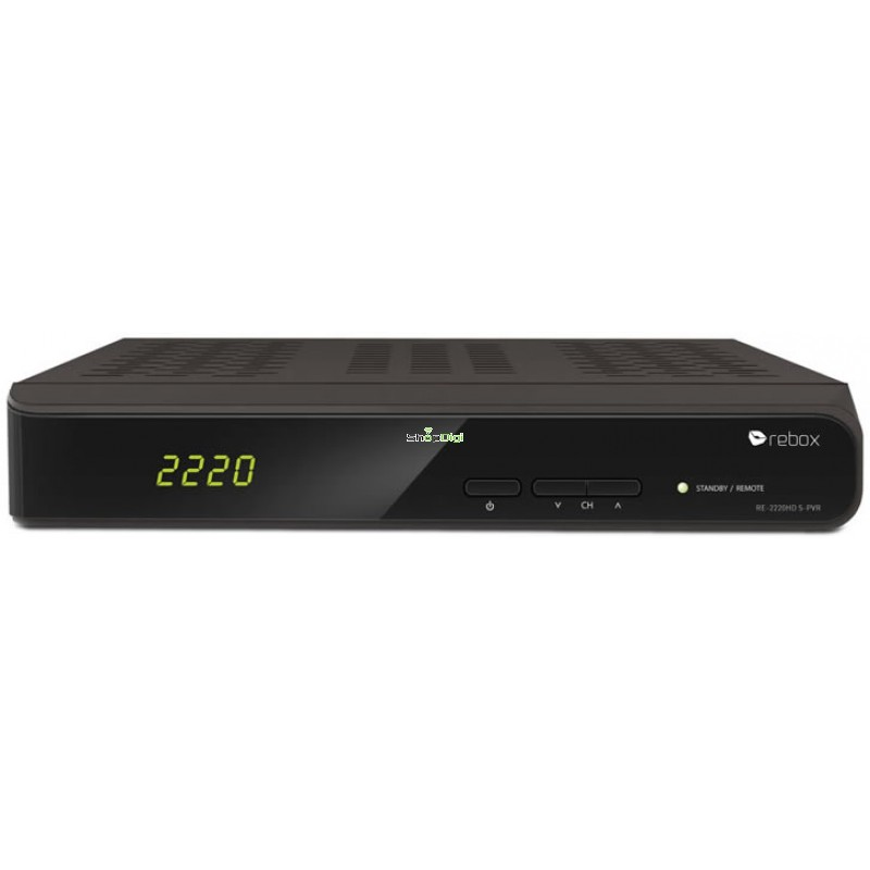 Rebox RE-2220HD S-PVR