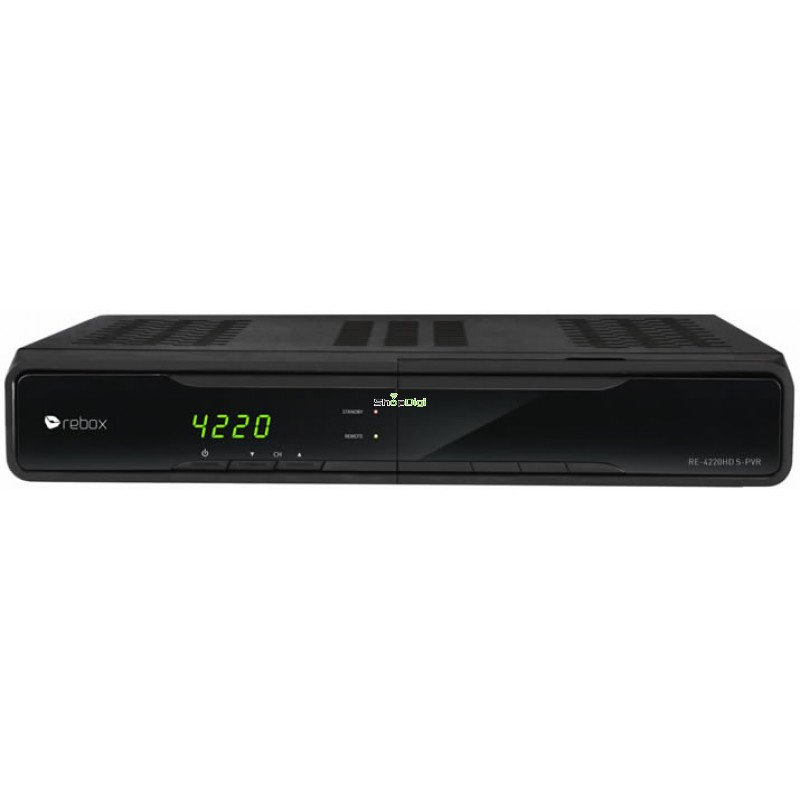 ŸRebox RE-4220HD S-PVR Zwart