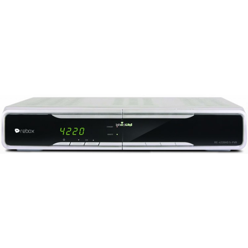 ŸRebox RE-4220HD S-PVR Zilver